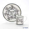 Twig NEW YORK Mon Amour Plate & mug set