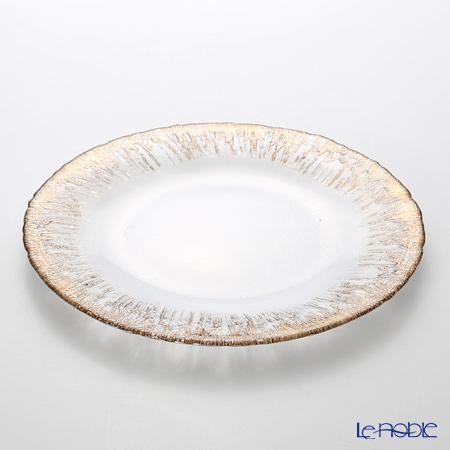 Vetro Felice 'Flash' Ginger Plate 28cm (set of 6)
