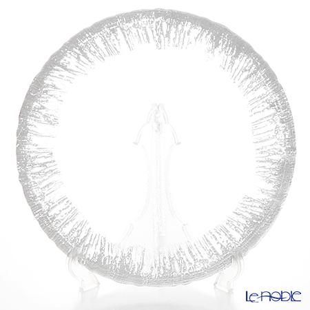 Vetro Felice 'Flash' Silver Plate 33cm (set of 6)