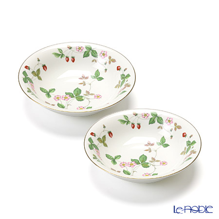 Wedgwood Wild Strawberry Bowl 16 cm 2 pcs.