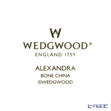 ウェッジウッド(Wedgwood) アレクサンドラティーカップ&ソーサー(リー) ペア