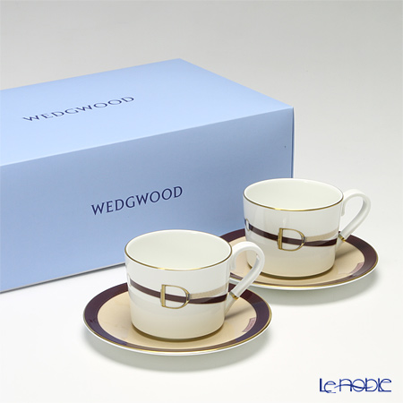 Wedgwood Equestria Teacup and Saucer 2 pcs. with gift box