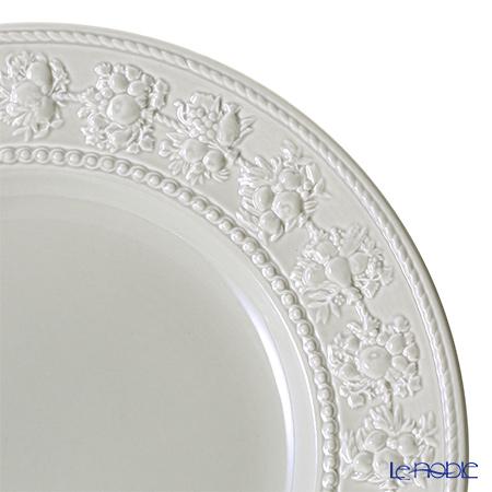 Wedgwood 'Earthenware - Festivity' Sage Green Plate 27cm (set of 2)
