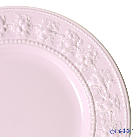Wedgwood 'Festivity' Pink Plate 27cm (set of 4)