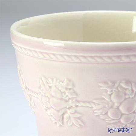 Wedgwood 'Festivity' Pink Mug 350ml (set of 4)