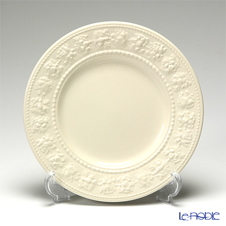 Wedgwood 'Earthenware - Festivity' Ivory Mug, Plate (set of 6 for 2 persons)