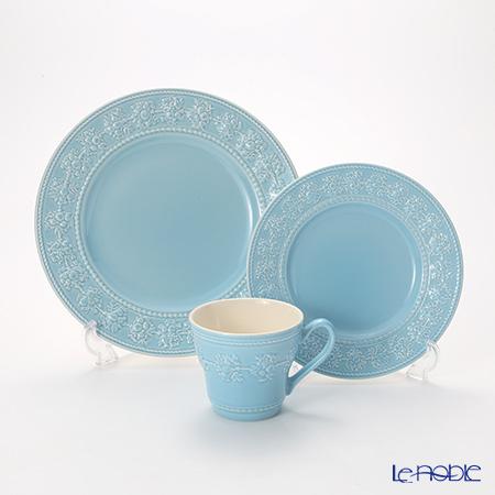 Wedgwood (Wedgwood) festivity Starter set (mug) (blue)