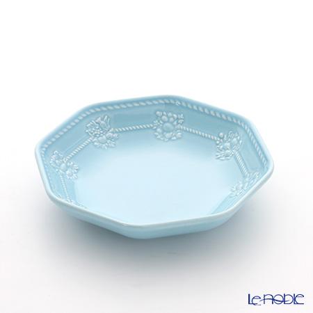 Wedgwood 'Earthenware - Festivity' Blue Square Dish & Octagonal Dish (set of 2)
