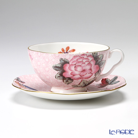 Wedgwood 'Cuckoo' Tea Cup & Saucer 280ml (set of 4 colors)