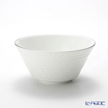 Wedgwood Intaglio Plutinum Cereal Bowl 15 cm set of 2