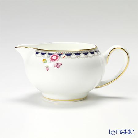 Wedgwood Lace Peony 3 pieces set of Tea pot, sugar, and creamer