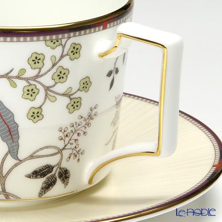 Wedgwood Pashmina Plate 20 cm and Teacup & Saucer