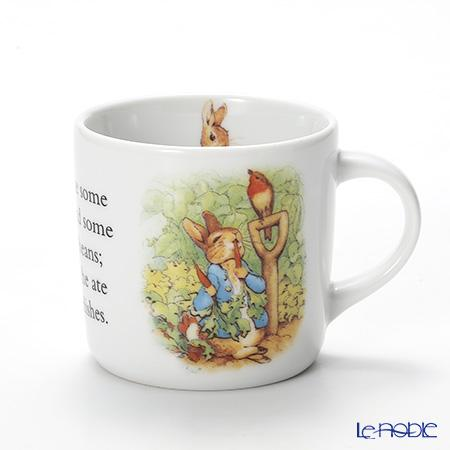 Wedgwood Peter Rabbit Mug 210 m & Bowl 14 cm w/box brand