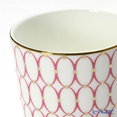 Wedgwood Renaissance Gold Mug, Blue & Pink with box