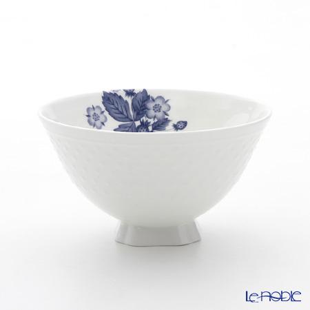 Wedgwood 'Strawberry Bloom Indigo' Rice Bowl (L & M / set of 2 size)