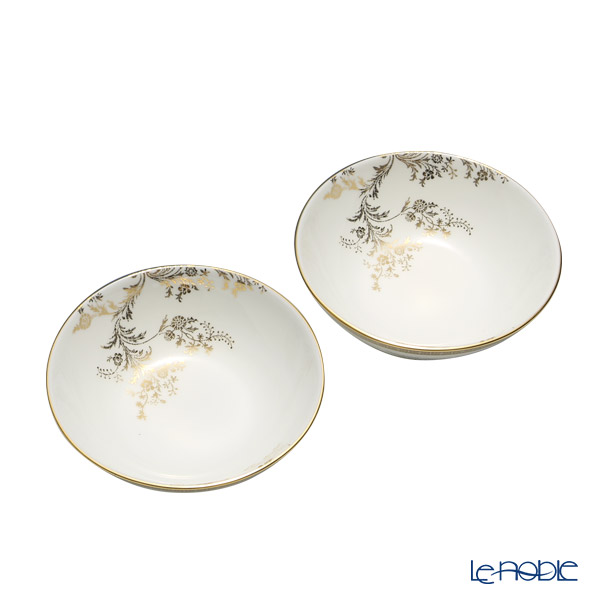 Wedgwood Vera Wang Lace Gold Multi Saucer 13.5 cm 2 pcs. with gift box