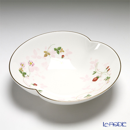 Wedgwood Wild Strawberry Pastel Marriage Bowl S, pink Gift Boxed