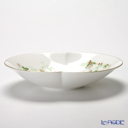 Wedgwood Wild Strawberry Pastel Marriage Bowl L, green Gift Boxed