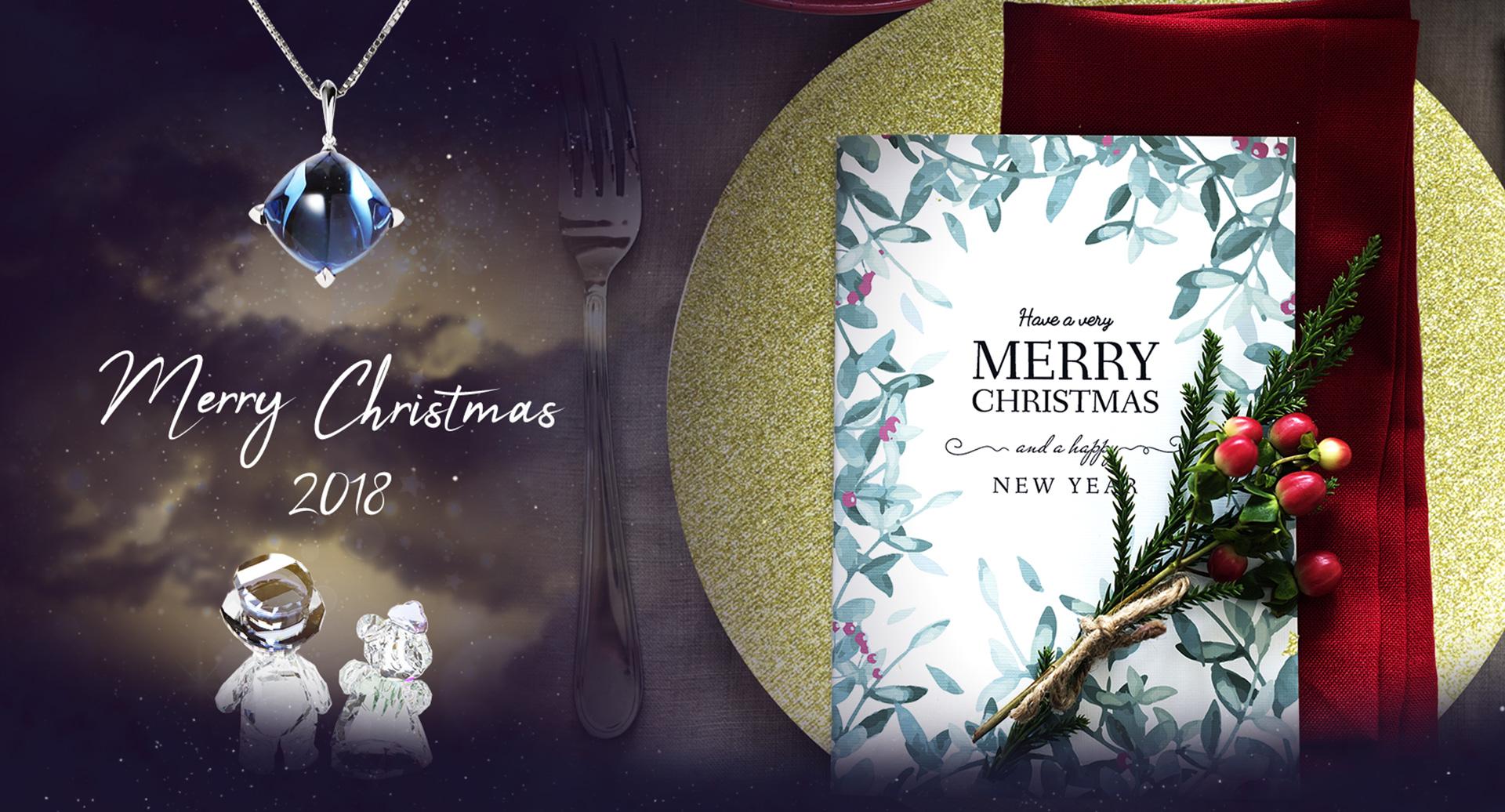 ルノーブルのクリスマス特集2018