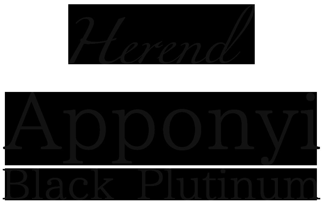 HEREND Apponyi
