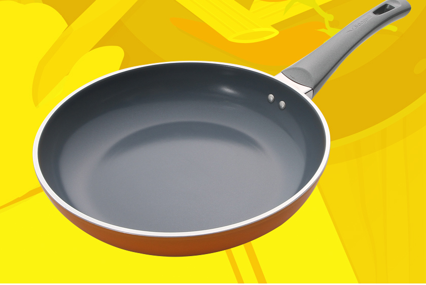シーガル セラミックフライパン