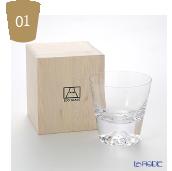 田島硝子【富士山グラス ロックグラス】