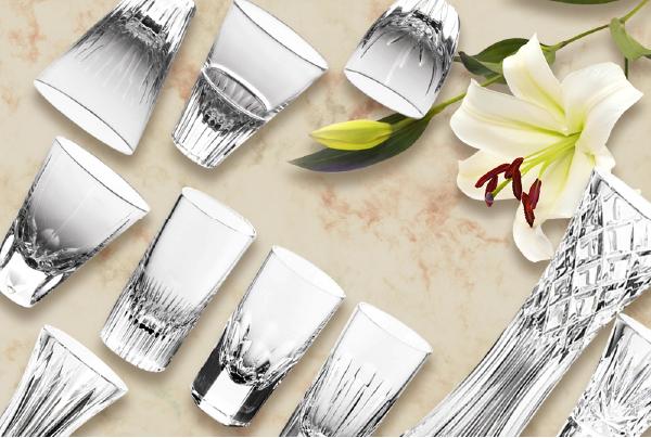 La Maison(ラ・メゾン) デザイン性の高いバリエーション豊かな西欧クラシックグラス