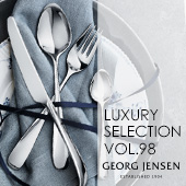 Luxury Selection vol.98 GEORG JENSEN